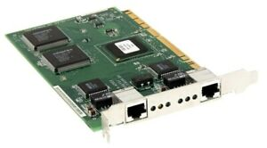 ADAPTEC ANA-62022 10/100 Mbps 2x RJ45 NETWORK CARD PCI-X