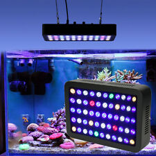 165W Dimmable Full Spectrum LED Aquarium Light For Fish Tank Reef Coral Marine