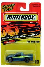 1995 Matchbox #13 Superfast The Buster