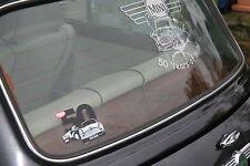 La Plancia posteriore MINI della gamma Radica di noce- Mini Austin Rover Cooper