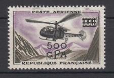 Réunion (CFA) - Michel-Nr. 410 postfrisch/** (Hubschrauber / Helicopter)
