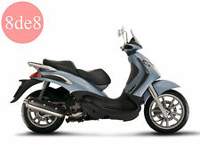 Piaggio Beverly 400 ie (2005) - Workshop Manual on CD