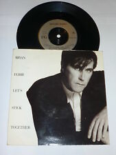 BRYAN FERRY - Let's Stick Together - 1988 UK 7""