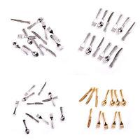 Accessoires de maison de poupée 12 pièces modèle couteau et fourchette