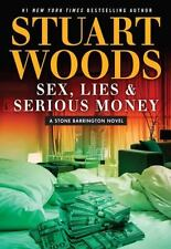 Sex, Lies, and Serious Money (A Stone Barrington Novel)-ExLibrary