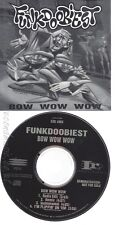 CD--FUNKDOOBIEST--BOW WOW WOW--PROMO