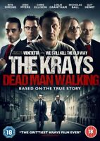 Nuovo The Krays - Dead Man Walking DVD