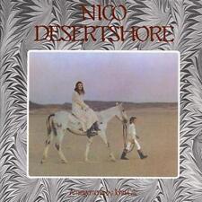 Nico - Desertshore 180G LP REISSUE NEW 4 MEN WITH BEARDS w/ John Cale