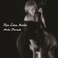 NICKI PARROTT-PAPA LOVES MAMBO-JAPAN LP K81