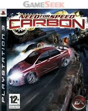 NEED FOR SPEED CARBON - PLAYSTATION PS3 BRAND NEW FREE DELIVERY