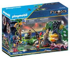 Playmobil Nascondiglio Tesoro Dei Pirati 70414 PLAYMOBIL