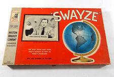 "1954 John Cameron ""Swayze"" Vintage Milton-Bradley Board Game In Original Box"