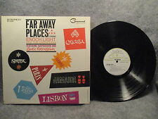 33 RPM LP Record Enoch Light & Orchestra Far Away Places Command RS 822SD VG+