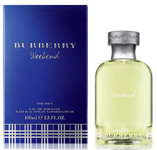 Treehousecollections: Burberry Weekend EDT Perfume Spray For Men 100ml