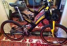 VERY RARE BRAND NEW, Cannondale Mountain Bike Carbon Fiber Super Raven 2000 FR