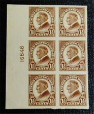 nystamps US Plate Block Stamp # 576 Mint OG H $30 Plate Block Of 6