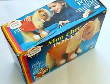 my little pony g1**MY PRETTY PONY FIRST PONY EURO VARIANT**VERY RARE/NEW IN BOX
