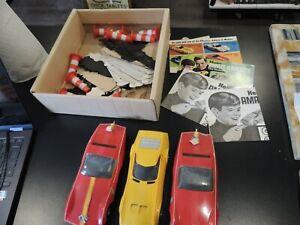 AMAZE-A-MATICS The Fantastic Car with a Brain Hasbro toy 1969