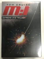 Mission: Impossible - Extreme DVD Trilogy [DVD, 2011, 3-Disc Set] New/Sealed