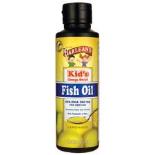 Barlean's Kid's Omega Swirl Fish Oil - Lemonade 8 oz (227 g) Liquid