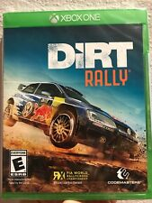 Dirt Rally Standard Edition XBox One New Factory Sealed w Disc No Tax Fast Ship