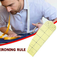 Hot Ironing Heat-resistant Patchwork Ruler DIY Supplies Sewing Measuring Tool