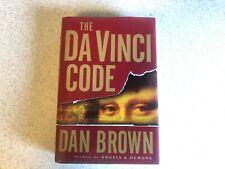 The Da Vinci Code Hardcover Book