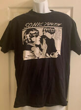 "VINTAGE 90s SONIC YOUTH ""GOO"" T SHIRT ROCK BAND CONCERT TOUR TEE"