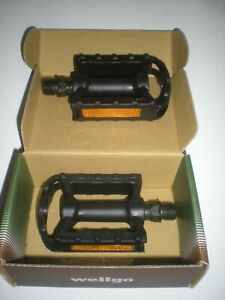 "Wellgo LU-937 Juvenile 9/16"" Pedals NEW"