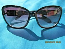 Kenneth Cole Reaction Sunglasses Pre-owned Snakeskin Pattern on Sides