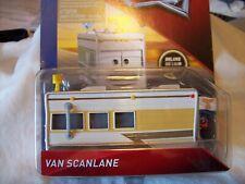 Disney Pixar Cars Deluxe - Van Scanlane - 2018 release - Very Rare