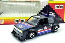 MODELLINO AUTO VW GOLF GTI POLISTIL SCALA 1/40 1/43 DIECAST MODELLISMO STATICO