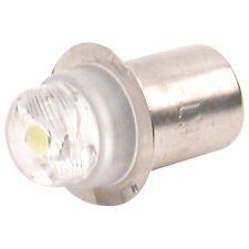 DORCY 41-1643 30 Lumen 3V LED Replacement Light Bulb for 2 Cell AA/C flashlight