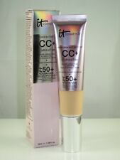 It Cosmetics CC Your Skin But Better +SPF 50+ Cream ~ SAME DAY FREE SHIP ~ LIGHT