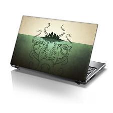 "TaylorHe 15.6"" Laptop Vinyl Skin Sticker Decal Octopus Island Takeover 2218"