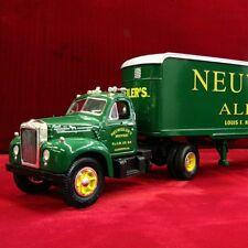 VHTF - NEUWEILER'S BEER - Mack B61 Semi Truck - First Gear