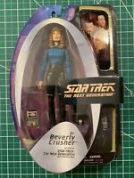 Dr. Beverly Crusher Action Figure Diamond Select Toys Star Trek TNG New