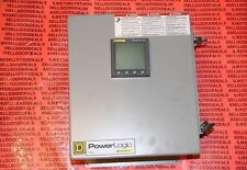 Square D PM710 PowerLogic Assembled Enclosure New