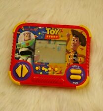 Toy Story Electronic Handheld LCD Video Game By Tiger Electronics