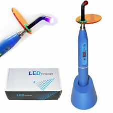 New Version Dental Wireless Curing Light Lamp 1500mw Resin Dryer CE+FDA Blue