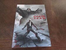 Chaos Team - Saison 1 Tome 2 Vincent Brugeas Ronan Toulhoat .