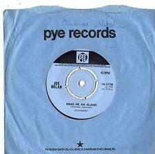 "Joe Dolan - Make Me An Island 7"" Single 1969"