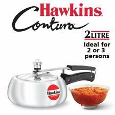 Hawkins Contura Aluminum Pressure Cooker  2 Litres