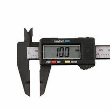 Popular 150MM 6inch LCD Digital Electronic Vernier Caliper Gauge Micrometer**
