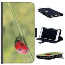 Fundas y carcasas Para Huawei Nova color principal negro de piel para teléfonos móviles y PDAs