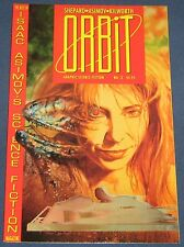 Orbit #3  Eclipse 1990 The Best of Issac Asimov's Scince Fiction Magazine