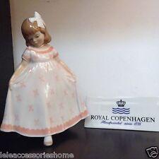 Royal Copenhagen Autocollants - Ragazza Que Bale Robe Rose - Royal Copenhagen