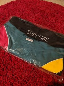 Supreme Milan Hooded Sweatshirt- XL Black