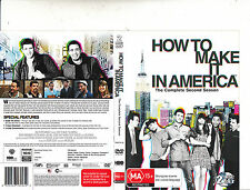 How To Make It In America-2010-TV Series USA-[Complete Second Season]-2 DVD