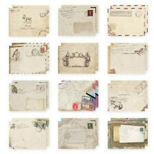 Letter Envelope Retro Air Mail Vintage Envelope Stationery Paper Envelopes